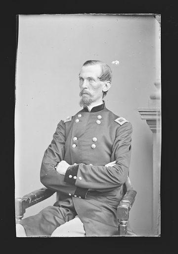 Michael Corcoran. Sitter: Michael Corcoran, 21 Sep 1827 – 22 Dec 1863. Date: 1880s. Record ID: npg_NPG.81.M594.