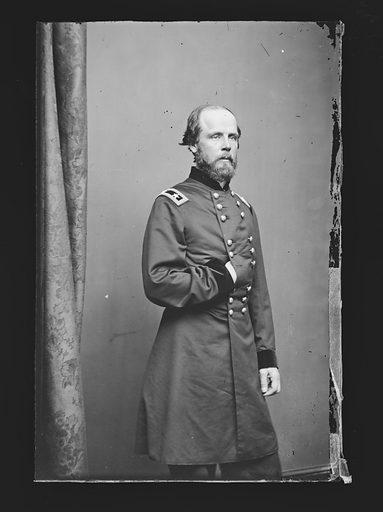 Darius N. Couch. Sitter: Darius Nash Couch, 1822 – 1897. Date: 1860s. Record ID: npg_NPG.81.M597.