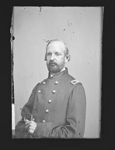 John Cradlebaugh. Sitter: John Cradlebaugh, 22 Feb 1819 – 22 Feb 1872. Date: 1880s. Record ID: npg_NPG.81.M602.