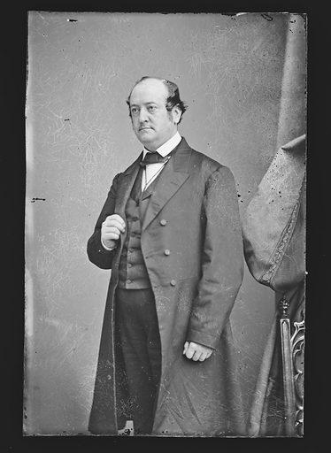 D. D. Cummings. Sitter: D. D. Cummings. Date: 1860s. Record ID: npg_NPG.81.M609.