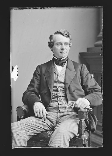 Andrew G. Curtin. Sitter: Andrew Gregg Curtin, 1815 – 1894. Date: 1860s. Record ID: npg_NPG.81.M611.