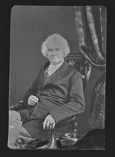 George M. Dallas. Sitter: George Mifflin Dallas, 10 Jul 1792 – 31 Dec 1864. Date: 1860s. Record ID: npg_NPG.81.M79.