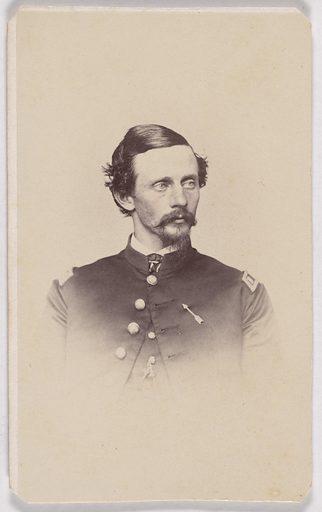 Hiram McLoud Towne. Sitter: Hiram McLoud Towne, 1 Nov 1837 – 25 Aug 1920. Date: 1880s. Record ID: npg_S_NPG.79.246.138.