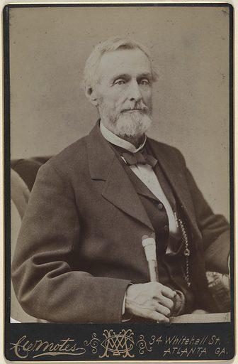 Jefferson Davis. Sitter: Jefferson Davis, 3 Jun 1808 – 6 Dec 1889. Date: 1880s. Record ID: npg_NPG.84.157.