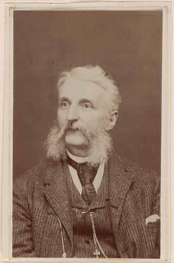 James Brade Sword. Sitter: James Brade Sword, 1839 – 01 Dec 1915. Date: 1900s. Record ID: npg_S_NPG.76.49.