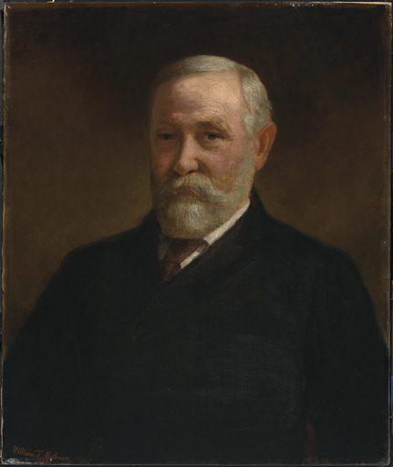 Benjamin Harrison. Sitter: Benjamin Harrison, 20 Aug 1833 – 13 Mar 1901. Date: 1890s. Record ID: npg_NPG.2019.35.