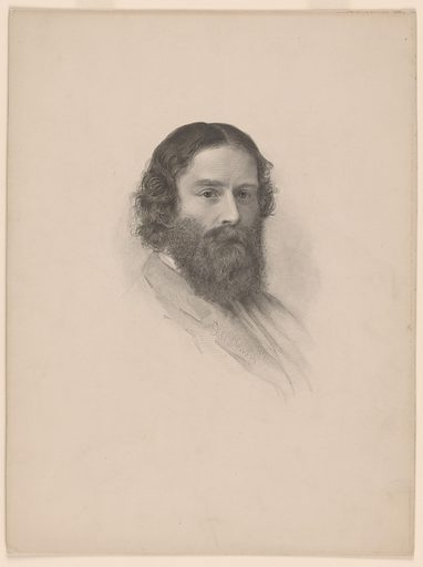 James Russell Lowell. Sitter: James Russell Lowell, 22 Feb 1819 – 12 Aug 1891. Date: 1880s. Record ID: npg_NPG.80.223.