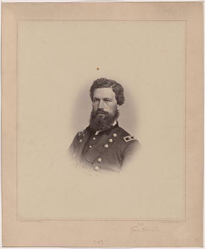 Oliver Otis Howard. Sitter: Oliver Otis Howard, 8 Nov 1830 – 26 Oct 1909. Date: 1880s. Record ID: npg_S_NPG.77.233.