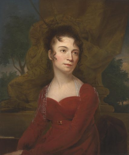 Juliana Westray Wood. Sitter: Juliana Westray Wood, 1778 – 1838. Date: 1810s. Record ID: npg_NPG.81.120.