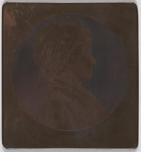 Hannah Bloomfield Giles. Sitter: Hannah Bloomfield Giles, 1764 – 1823. Date: 1800s. Record ID: npg_S_NPG.79.31.