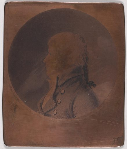 William Loughton Smith. Sitter: William Loughton Smith, 1758 – 1812. Date: 1790s. Record ID: npg_S_NPG.87.93.