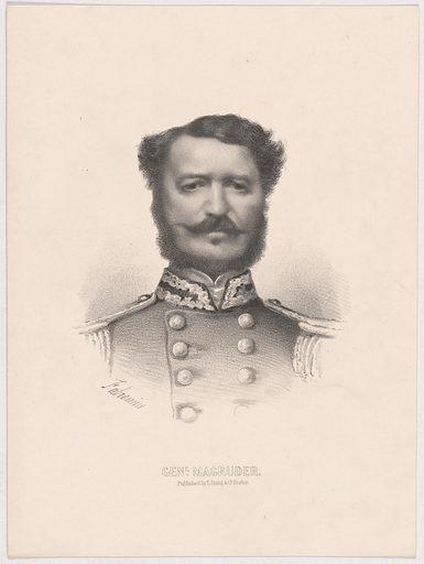 John Bankhead Magruder. Sitter: John Bankhead Magruder, 1810 – 1871. Date: 1880s. Record ID: npg_S_NPG.84.417.