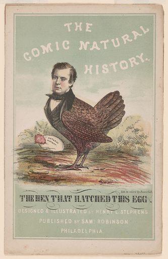 Henry Louis Stephens. Sitter: Henry Louis Stephens, 1824 – 1882. Date: 1850s. Record ID: npg_NPG.78.299.