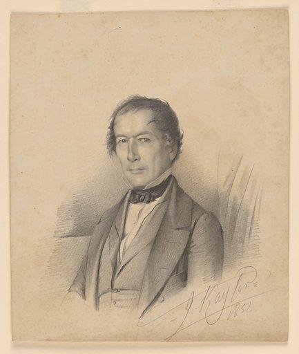John Pendleton Kennedy. Sitter: John Pendleton Kennedy, 25 Oct 1795 – 18 Aug 1870. Date: 1850s. Record ID: npg_NPG.78.267.