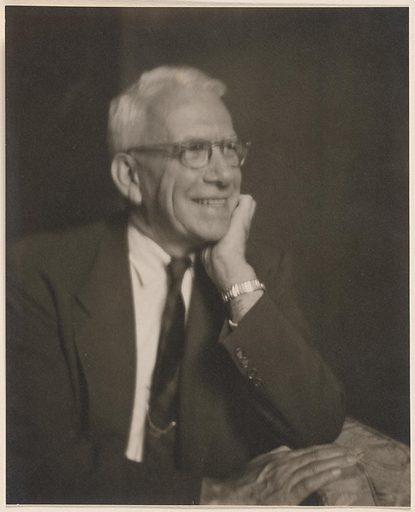 George David Aiken. Sitter: George David Aiken, 1892 – 1984. Date: 1960s. Record ID: npg_S_NPG.82.78.