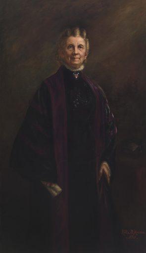 Belva Ann Lockwood. Sitter: Belva Ann Bennett Lockwood, 25 Oct 1830 – 19 May 1917. Date: 1910s. Record ID: npg_NPG.66.61.