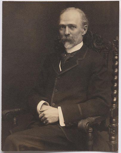 Robert Hawley Ingersoll. Sitter: Robert Hawley Ingersoll, 1859 – 1928. Date: 1920s. Record ID: npg_S_NPG.93.388.20.