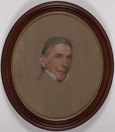 Dr. John Collins Warren. Sitter: John Collins Warren, 1 Aug 1778 – 4 May 1856. Date: 1840s. Record ID: npg_NPG.69.41.