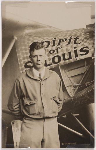 Charles Lindbergh. Sitter: Charles Augustus Lindbergh, 4 Feb 1902 – 26 Aug 1974. Date: 1920s. Record ID: npg_NPG.95.373.