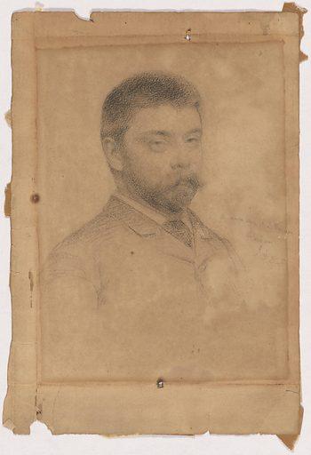 Olin Levi Warner. Sitter: Olin Levi Warner, 9 Apr 1844 – 14 Aug 1896. Date: 1880s. Record ID: npg_NPG.88.10.