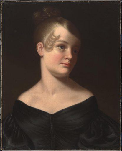 Charlotte Cushman. Sitter: Charlotte Saunders Cushman, 23 Jul 1816 – 17 Feb 1876. Date: 1830s. Record ID: npg_NPG.72.106.