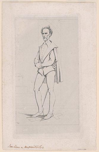 James Henry Lane. Sitter: James Henry Lane, 22 Jun 1814 – 11 Jul 1866. Date: 1860s. Record ID: npg_S_NPG.78.218.