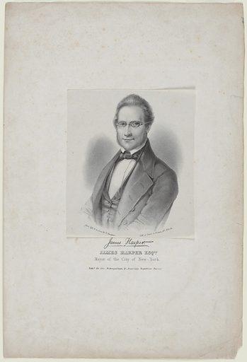 James Harper. Sitter: James Harper, 13 Apr 1795 – 27 Mar 1869. Date: 1840s. Record ID: npg_S_NPG.84.5.