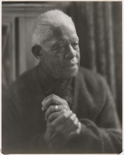 Roland Hayes. Sitter: Roland Hayes, 3 Jun 1887 – 1 Jan 1977. Date: 1960s. Record ID: npg_NPG.82.182.