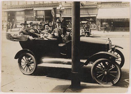 John L. Lewis, Mary Harris Jones, Thomas J. Mooney and Joe J. Tomblin. Sitters: Mary Harris Jones, c. 1 Aug 1837 – 30 Nov 1930; Thomas Joseph Mooney, 8 Dec 1882 – 6 Mar 1942; Joe J. Tomblin. Date: 1910s. Record ID: npg_S_NPG.76.5.
