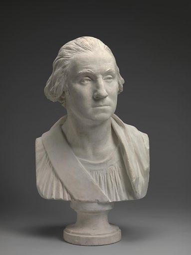 George Washington. Sitter: George Washington, 22 Feb 1732 – 14 Dec 1799. Date: 1780s. Record ID: npg_NPG.78.1.