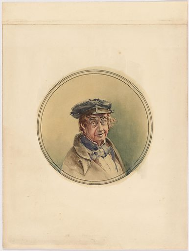 William Warren, Jr. Sitter: William Warren, Jr., 17 Nov 1812 – 12 Sep 1888. Date: 1890s. Record ID: npg_NPG.89.161.