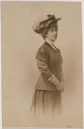 Jeannette Pickering Rankin. Sitter: Jeannette Pickering Rankin, 11 Jun 1880 – 18 May 1973. Date: 1910s. Record ID: npg_NPG.86.8.