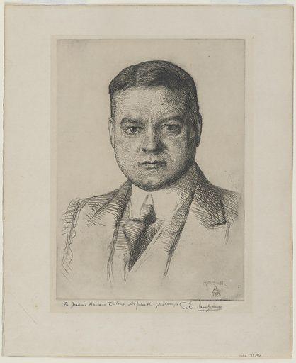 Herbert Hoover. Sitter: Herbert Clark Hoover, 10 Aug 1874 – 20 Oct 1964. Date: 1920s. Record ID: npg_NPG.78.46.