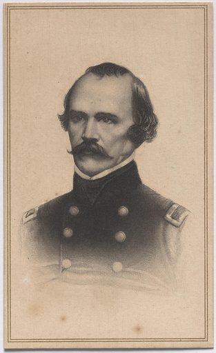 Albert Sidney Johnston. Sitter: Albert Sidney Johnston, 2 Feb 1803 – 6 Apr 1862. Date: 1880s. Record ID: npg_S_NPG.84.410.