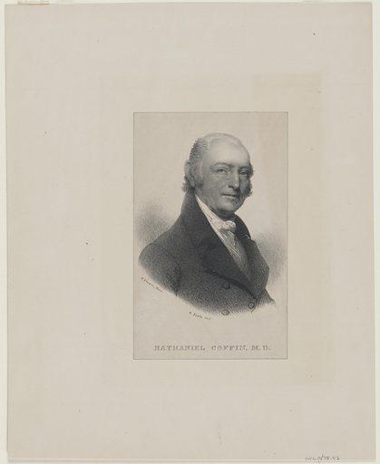 Nathaniel Coffin. Sitter: Nathaniel Coffin, 1744 – 1825. Date: 1820s. Record ID: npg_S_NPG.78.52.