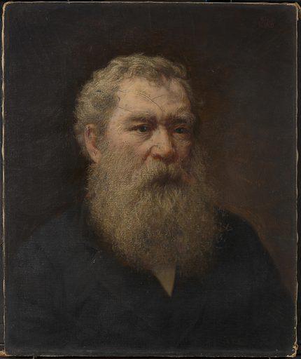 George Fuller. Sitter: George Fuller, 17 Jan 1822 – 21 Mar 1884. Record ID: npg_NPG.66.56.