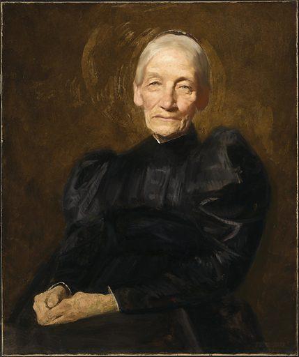 Sarah Porter. Sitter: Sarah Porter, 16 Aug 1813 – 17 Feb 1900. Date: 1890s. Record ID: npg_NPG.75.35.