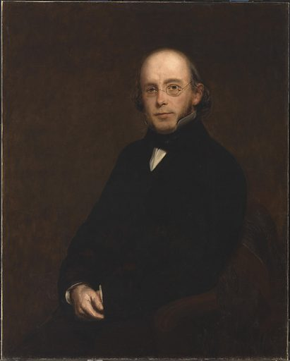 John Howard Raymond. Sitter: John Howard Raymond, 7 Mar 1814 – 14 Aug 1878. Date: 1840s. Record ID: npg_NPG.86.231.