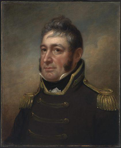 William Bainbridge. Sitter: William Bainbridge, 7 May 1774 – 27 Jul 1833. Date: 1800s. Record ID: npg_NPG.79.172.