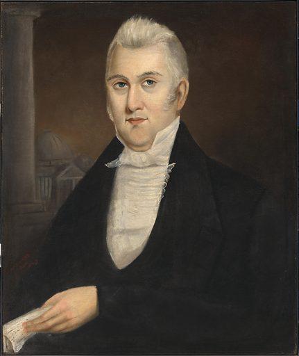 John Middleton Clayton. Sitter: John Middleton Clayton, 24 Jul 1796 – 9 Nov 1856. Date: 1840s. Record ID: npg_NPG.74.3.