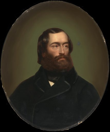 Elisha Kent Kane. Sitter: Elisha Kent Kane, 3 Feb 1820 – 16 Feb 1857. Date: 1850s. Record ID: npg_NPG.68.45.