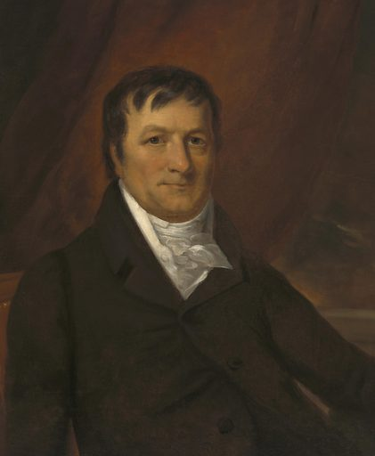 John Jacob Astor. Sitter: John Jacob Astor, 17 Jul 1763 – 29 Mar 1848. Date: 1820s. Record ID: npg_NPG.78.204.