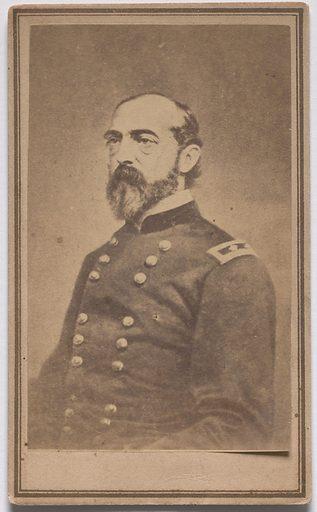 George Brown Meade. Sitter: George Brown Meade, 1815 – 1872. Date: 1880s. Record ID: npg_S_NPG.85.285.