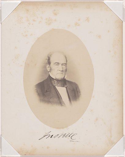 John Bell. Sitter: John Bell, 18 Feb 1796 – 10 Sep 1869. Date: 1850s. Record ID: npg_NPG.87.42.13.