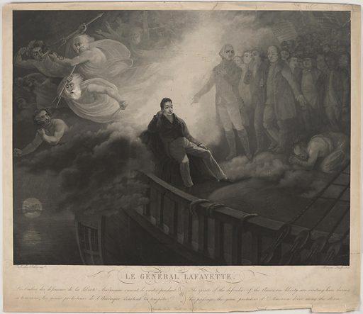 Marquis De Lafayette. Sitter: Marquis de Lafayette, 6 Sep 1757 – 20 May 1834. Date: 1820s. Record ID: npg_NPG.80.147.