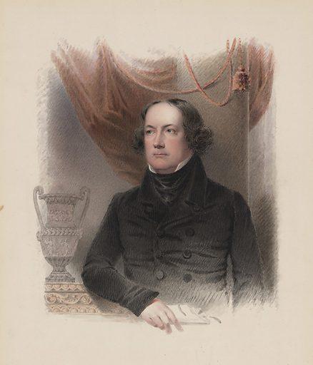 Nicholas Biddle. Sitter: Nicholas Biddle, 8 Jan 1786 – 27 Feb 1844. Date: 1820s. Record ID: npg_NPG.76.59.
