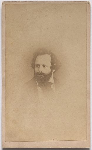 Charles Loring Elliott. Sitter: Charles Loring Elliott, 12 Oct 1812 – 25 Aug 1868. Date: 1850s. Record ID: npg_S_NPG.85.264.