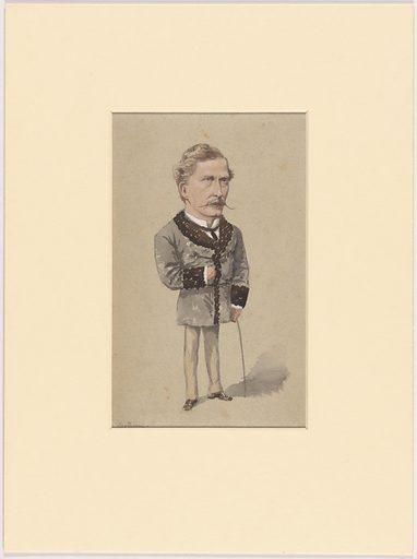 Edward Askew Sothern. Sitter: Edward Askew Sothern, 1 Apr 1826 – 20 Jan 1881. Date: 1880s. Record ID: npg_NPG.89.82.
