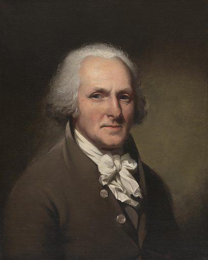 Charles Willson Peale Self-Portrait. Sitter: Charles Willson Peale, 15 Apr 1741 – 22 Feb 1827. Date: 1790s. Record ID: npg_NPG.89.205.