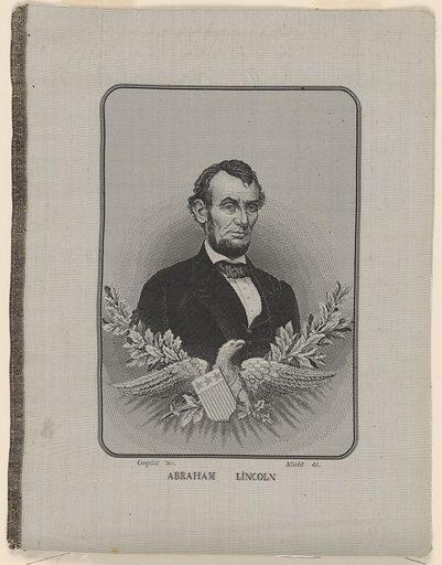 Abraham Lincoln. Sitter: Abraham Lincoln, 12 Feb 1809 – 15 Apr 1865. Date: 1870s. Record ID: npg_NPG.83.228.